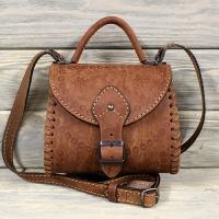 Авторские женские сумки из кожи