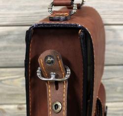 Планшет А4 классический коричневый