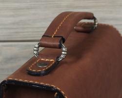 Планшет классический А5 коричневый